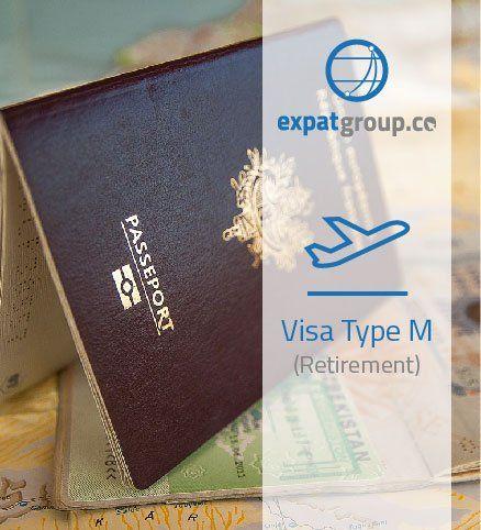 Visa Type M_Retirement