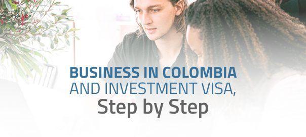 investors visa colombia