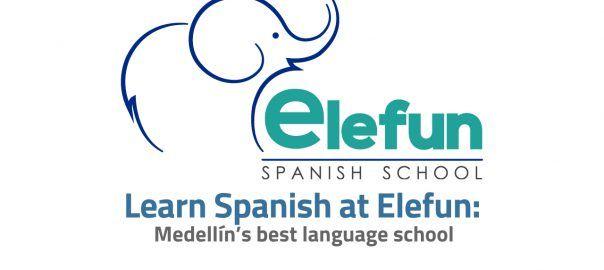 ELEFUN spanish school logo