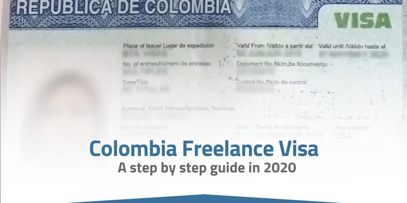 Colombia-Freelance-Visa